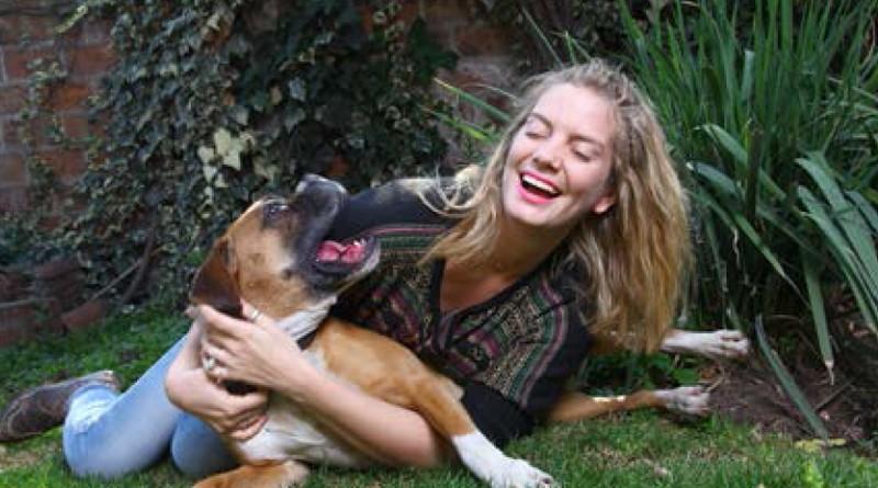 """Javiera Acevedo: """"…los animales te ayudan en la formación y a ser más sensibles con la naturaleza"""""""