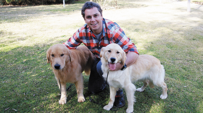 José Miguel Viñuela: Esperando su Cachorro