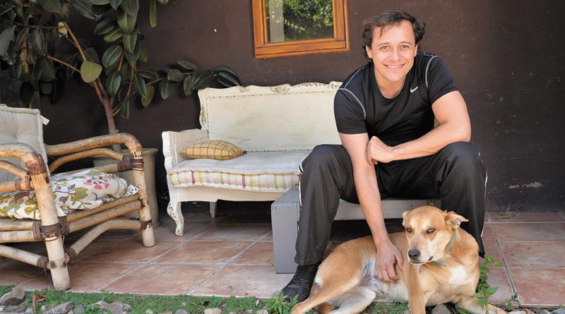 Álvaro Morales: …Son testigos silenciosos de tu historia. Esa es mi relación con los perros…