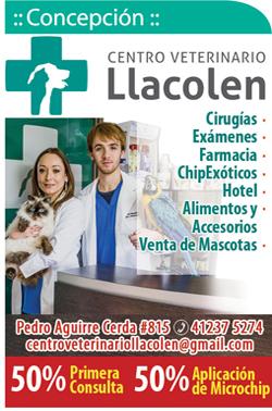 Centro Veterinario Llancolen