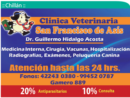 Clinica Veterinaria Francisco de Asis