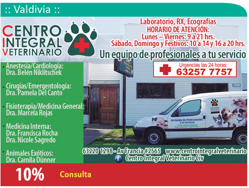 Centro integral Veterinario
