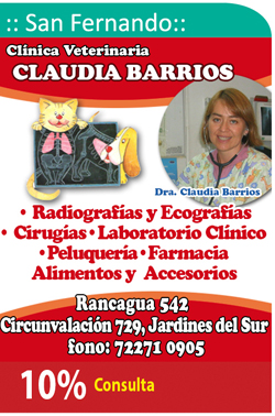 Clinica Veterinaria Claudia Barrios