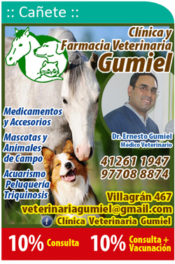 Clinica y Farmacia Veterinaria Gumiel