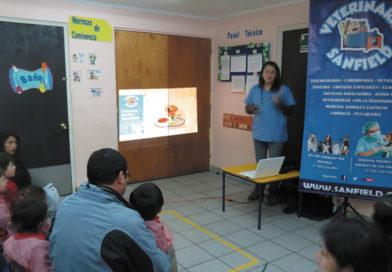 Región de O'Higgins, Clínica Sanfield: Educando en Tenencia Responsable